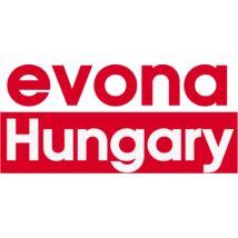 ELZA pöttyös térdfix (36-41) - fekete 20 DEN, EVONA