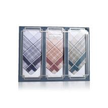 M17-5 Ffi textilzsebkendő 3db díszdobozban LUX