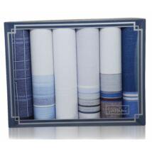 M29-15 férfi textilzsebkendő - 6db-os csomag