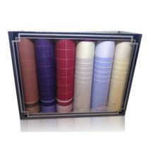 M37-27 Ffi textilzsebkendő 6db díszdobozban