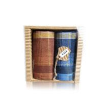 M51-9 Ffi textilzsebkendő 2db hullámkarton csomagolásban (ÖKO)
