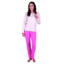 VALERIE női pizsama szett-hosszú méret: L