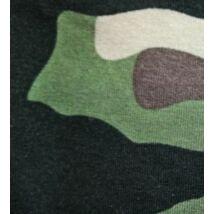 Egyszerű szájmaszk (viszkóz) - 1db - military