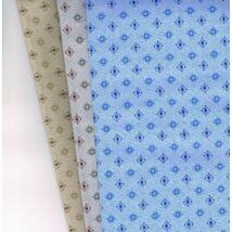 - Férfi zsebkendő 3db (színes, káró mintás) OLIVER 4