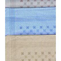 - Férfi zsebkendő 3db (színes, mozaik mintás) OLIVER 6