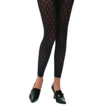 - MARLEN 55 DENES Mintás leggings m:176-124(5)  fekete