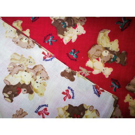 C02-MACIK Gyerek textilzsebkendő 6 db, füles tasakban