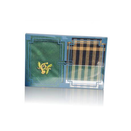 M18-VADÁSZKÜRT Ffi textilzsebkendő 2db mintás