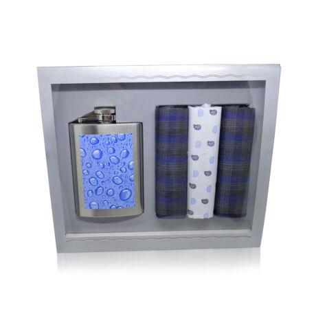 M26-2 Ffi textilzsebkendő 3db ajándék flaskával