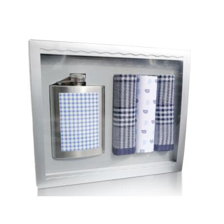 M26-3 Ffi textilzsebkendő 3db ajándék flaskával