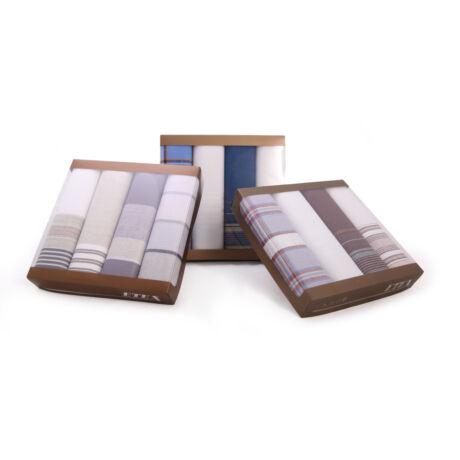 M30 Ffi textilzsebkendő 4db, műanyag dobozban