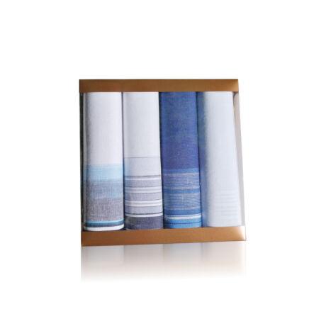 M30-2 Ffi textilzsebkendő 4db, műanyag dobozban