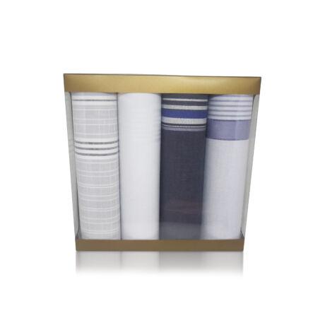 M30-5 Ffi textilzsebkendő 4db, műanyag dobozban