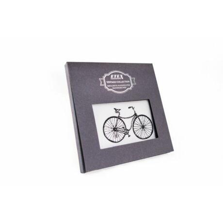 M35 Ffi textilzsebkendő 1db vintage oldtimer bicikli
