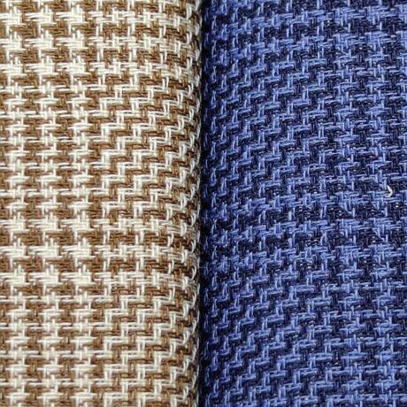M38-3 Férfi textilzsebkendő 3db, dobozban