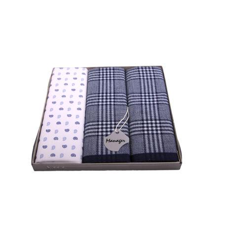 M39 Ffi textilzsebkendő 3db, dobozban