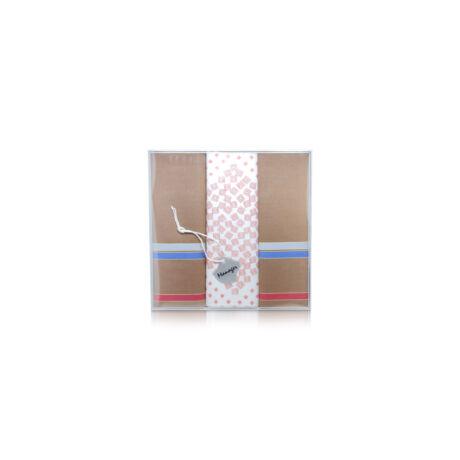 M39-10 Ffi textilzsebkendő 3db, dobozban