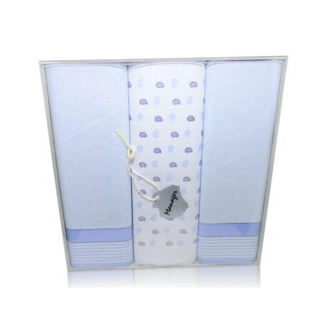 M39-4 Ffi textilzsebkendő 3db, dobozban