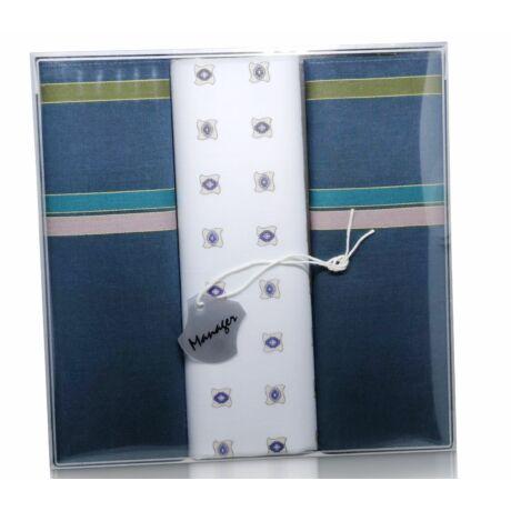 M39-6 Ffi textilzsebkendő 3db, dobozban