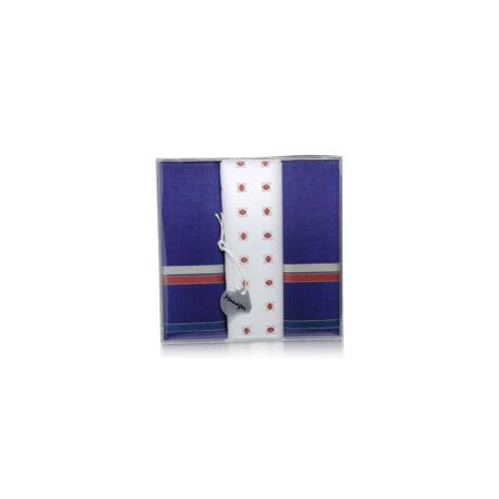 M39-7 Ffi textilzsebkendő 3db, dobozban