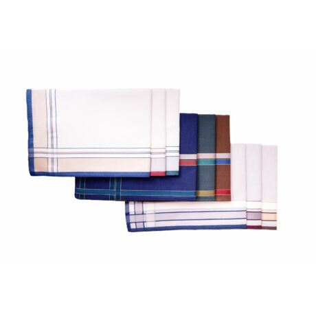 M41 férfi textilzsebkendő csomag (3db-os)