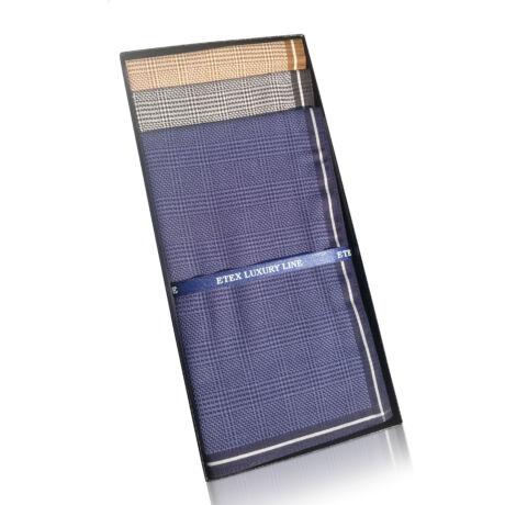 M49-3 Ffi textilzsebkendő 3db, díszdobozban