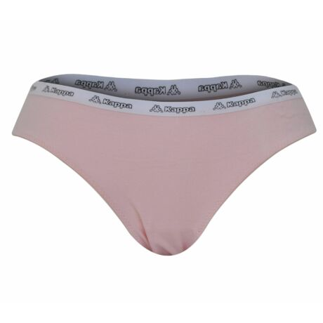 KAPPA női slip - rózsaszín/púder