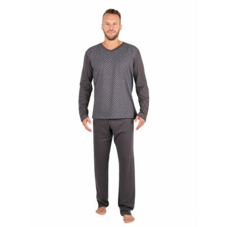 BEST férfi pizsama szett-hosszú