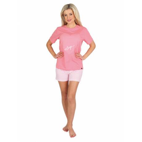 SLEEP női pizsama szett-rövid