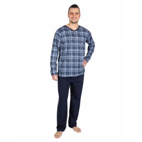 SADO férfi pizsama szett-hosszú