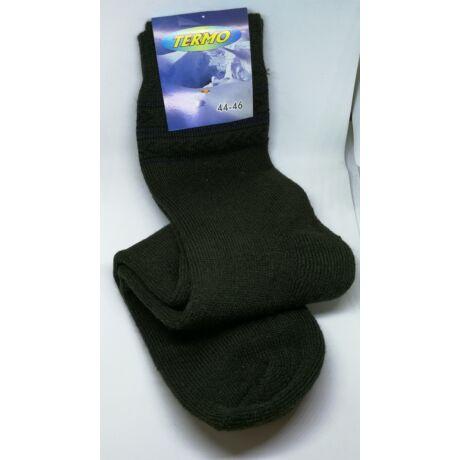Kiárusítás - Termo zokni méret : 44-46 - (minta8)