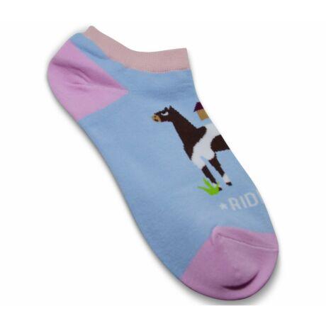 Lovas zokni