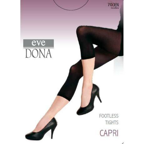 CAPRI 70 DEN fekete leggings